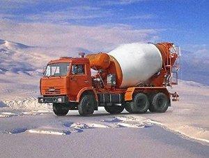 Добавки в бетон - эффективное решение для зимнего строительства!