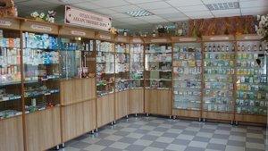Мебель для аптек под заказ в Красноярске