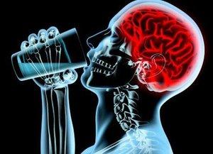 Отрицательное влияние алкоголя на организм человека