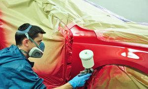 Частичная и полная покраска кузова в Туле