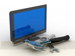 Ремонт телевизора в Службе ремонта 2-004-004 – быстро, надежно, качественно