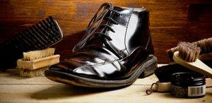 Реставрация обуви в Вологде