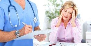 Мучают головные боли? Запишитесь на прием к неврологу!