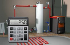 Грамотный и честный расчет стоимости системы отопления в Вологде