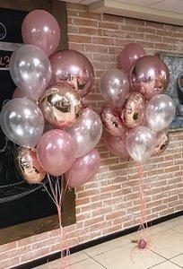 Воздушные шары на свадьбу купить в Череповце