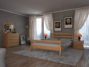 Где заказать кровать из массива в Вологде?