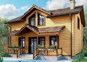 Строительство деревянных домов под ключ в Череповце