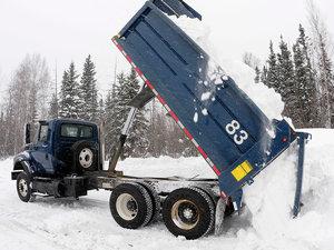 Поможем с вывозом снега в Вологде