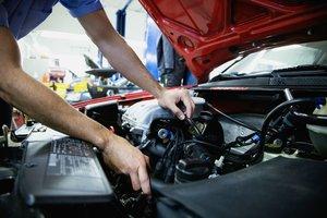 Срочная установка двигателя