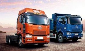 Запчасти для китайских грузовиков FAW по доступным ценам в Череповце