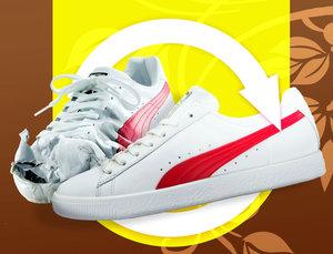 Любимые кроссовки не готовы к весне? Вторая жизнь для Вашей обуви!
