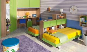Советы по выбору мебели для комнаты двух мальчиков