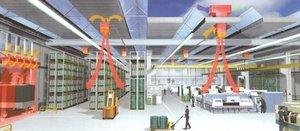 Грамотный выбор системы отопления для производственного помещения