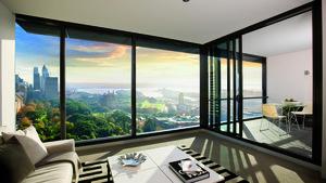 Панорамные окна в квартиру. Звоните!