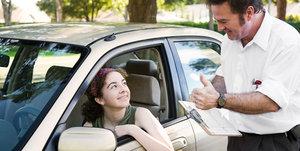 Высококвалифицированное обучение вождению автомобиля