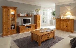 Мебель из массива различных пород деревьев