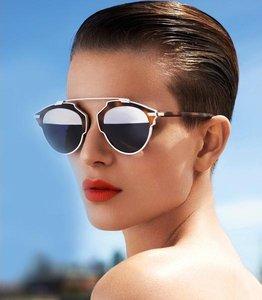 «От кутюр» в глазной оптике: солнцезащитные очки Dior