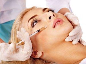 Процедура мезотерапии лица