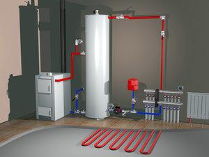 Выполнить расчет систем отопления в Вологде