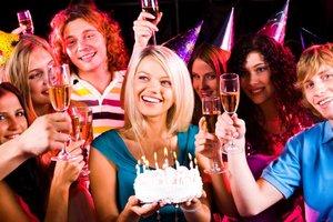 Где отметить День рождения недорого в Череповце