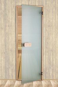 Купить стеклянные двери для бани в Вологде
