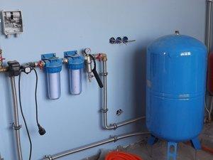 Организация системы водоснабжения частного дома