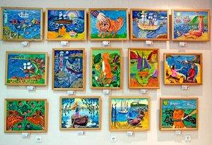 Выставка детских работ в Вологде