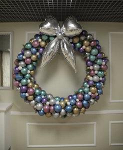 Новогоднее украшение помещения купить/ заказать в Череповце