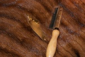 Ремонт мехового воротника