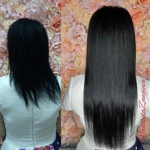 """Наращивание волос в Орске в студии красоты """"Beauty room"""""""