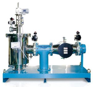 Система очистки балластных вод