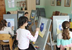 Обучение рисованию детей от 5 лет Вологда.