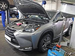 Качественно отремонтируем автомобиль Lexus