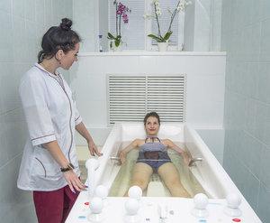 Чем полезны минеральные ванны?