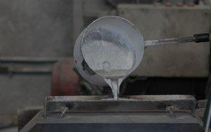 Изготовление изделий методом литья в кокиль