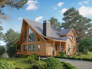 Строительство домов под ключ в короткие сроки