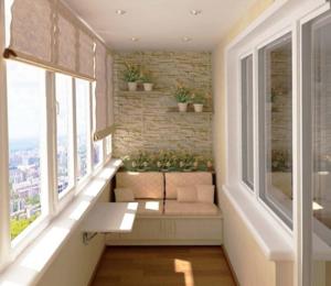 Отделка балконов в Вологде