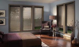 Жалюзи на окна для жилых и офисных помещений