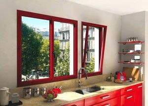 Продажа и установка цветных окон в Вологде