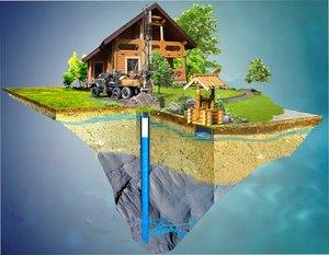 Глубина скважины на воду: на что влияет и что об этом нужно знать?