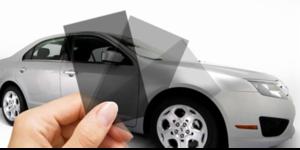 Качественное тонирование заднего стекла авто в Вологде