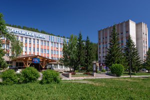 Санаторий «Алтайский Замок» от 2 705 руб.