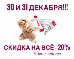 НОВОГОДНЯЯ АКЦИЯ!!!