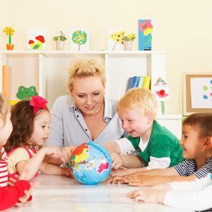 Услуги частного детского сада в Вологде