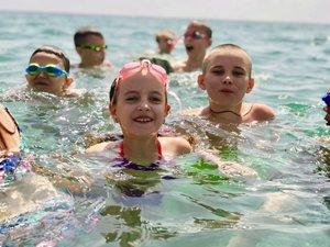 Детский городской лагерь с бассейном