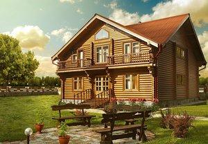 Строительство деревянных домов в короткие сроки