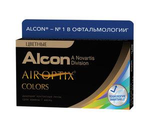 Цветные контактные линзы с диоптриями - выбираем правильно!