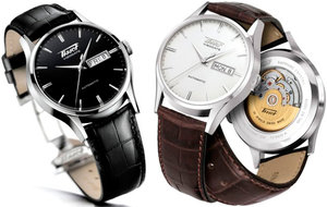 Часы Heritage Visodate, представленные Tissot