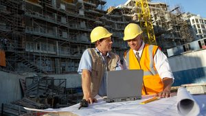 Выполнение технического контроля при строительстве зданий