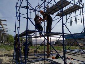 Обучение безопасности работы на высоте